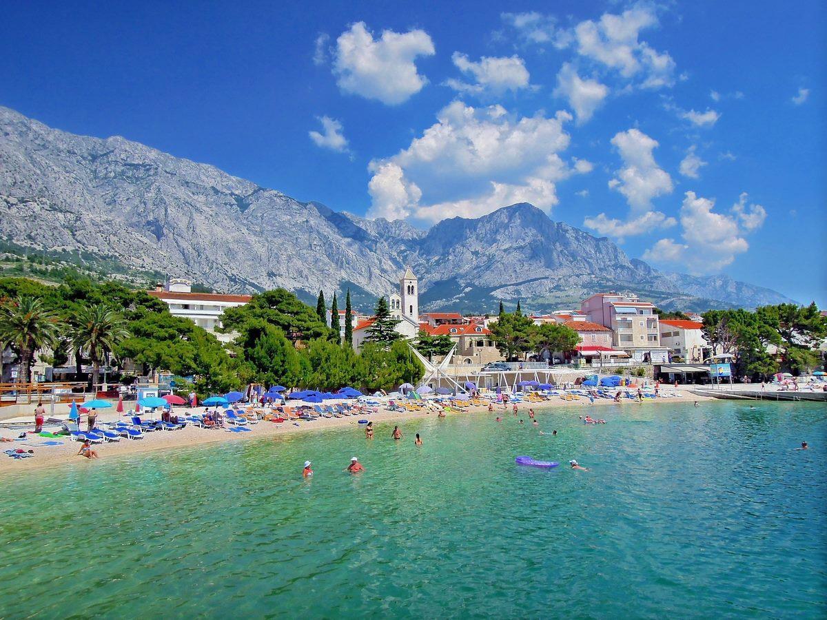 Apartments Baska Voda Caleta Appartements Baska Voda Caleta Apartmani Baska Voda Caleta 21320 Hrvatska Croatia Kroatien 100